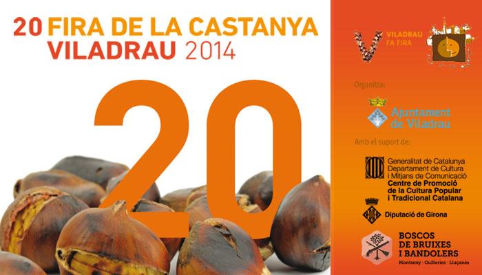 20ª Fira de la Castanya, Viladrau