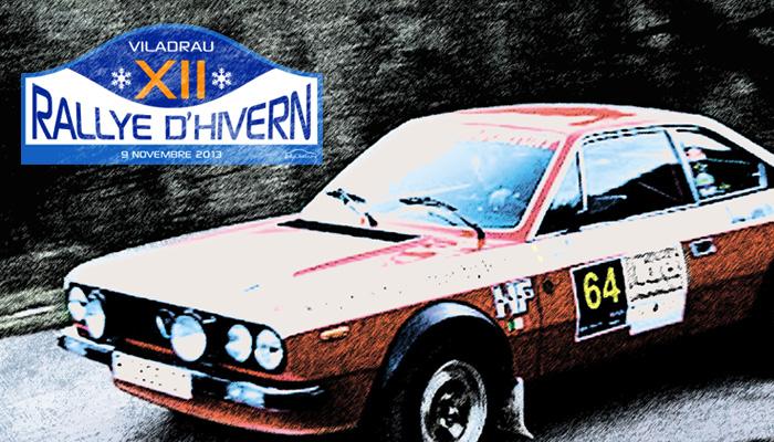 XII Rallye d'Hivern Viladrau