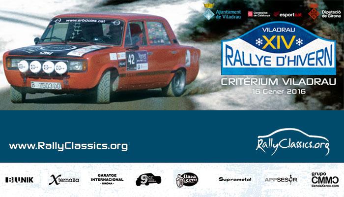 XIV Rallye d'Hivern Critèrium Viladrau
