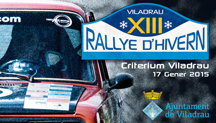 XIII Rallye d'Hivern Viladrau