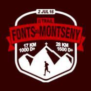 Viladrau, II Trail Fonts del Montseny 2016