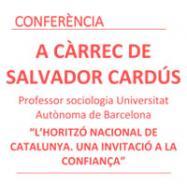 """Viladrau Conferència: """"L'horitzó nacional de Catalunya. Una invitació a la confiança"""""""