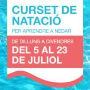 Viladrau Curset de natació 2021