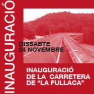 """Viladrau Inauguració de la carretera de """"La Fullaca"""""""