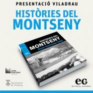 """Viladrau Presentació del llibre """"Històries del Montseny"""""""