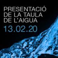 Viladrau Presentació de la taula de l'aigua