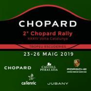 Viladrau 2º Chopard Rally - XXXIV Volta Catalunya