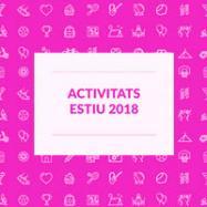 Viladrau Activitats d'Estiu 2018