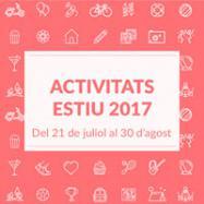Viladrau Activitats d'Estiu 2017