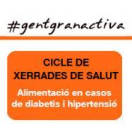 Viladrau Cicle de xerrades de salut - Alimentació en casos de diabetis i hipertensió