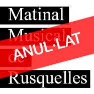 Viladrau ANUL·LAT - Matinal Musical de Rusquelles del 13 de desembre de 2020