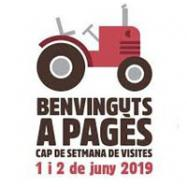 Viladrau Benvinguts a Pagès 2019