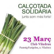 Viladrau Calçotada Solidaria