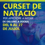 Viladrau Curset de natació 2018