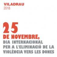 Viladrau Dia Internacional per a l'Eliminació de la Violència envers les Dones
