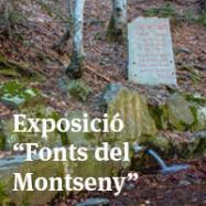 """Viladrau Exposició """"Fonts del Montseny"""""""