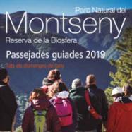Viladrau Parc Natural del Montseny - Passejades Guiades 2019