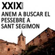 Viladrau XXIX Anem a buscar el pessebre a Sant Segimon