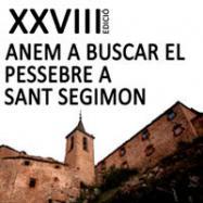 Viladrau Anem a buscar el pessebre a Sant Segimon