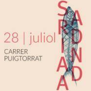 Viladrau Sardinada del carrer Puigtorrat