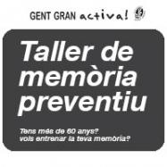 Viladrau Taller de memòria preventiu