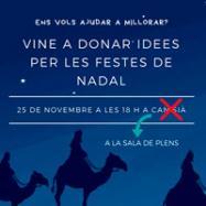 Viladrau Vine a donar idees per les festes de Nadal 2018