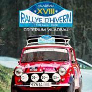 XVIII Rallye d'Hivern Critèrium Viladrau 2020