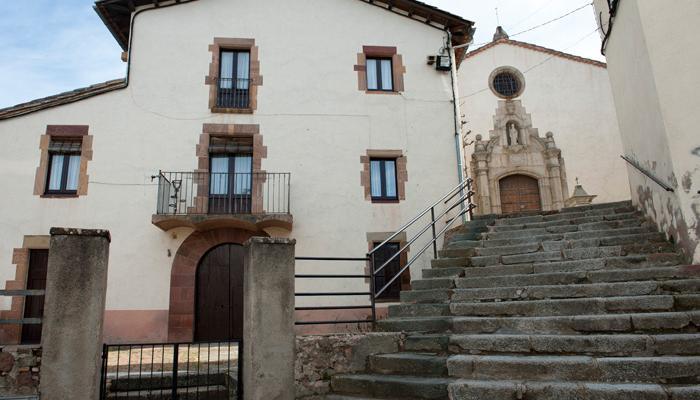 Parròquia de Sant Martí de Viladrau