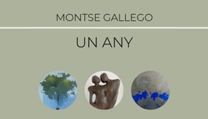 """Viladrau Exposició """"Montse Gallego: Un Any"""""""