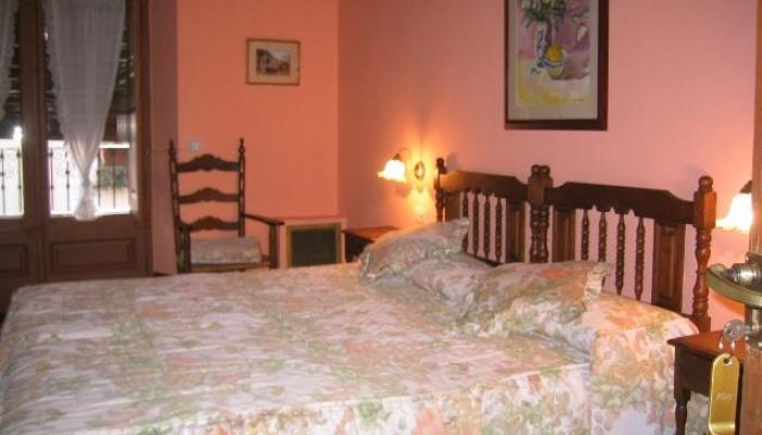 Habitació Hotel Bofill