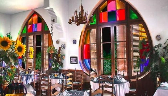 Menjador Hotel Bofill