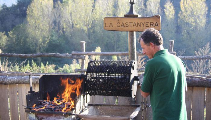 Viladrau, La Castanya de Viladrau