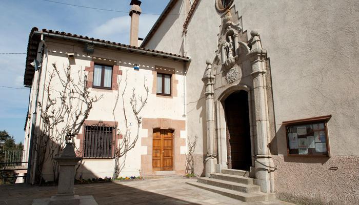 Esglèsia de Sant Martí de Viladrau