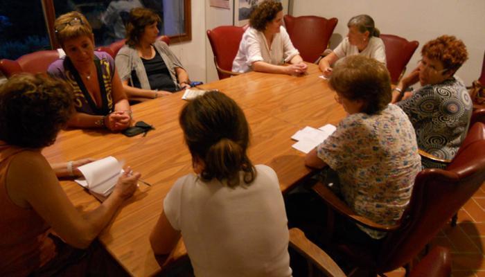 reunió de la junta directiva