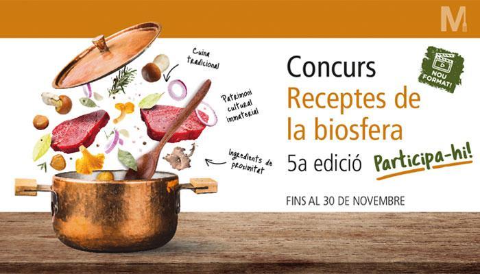 Viladrau Concurs de receptes de la RB Montseny 2021