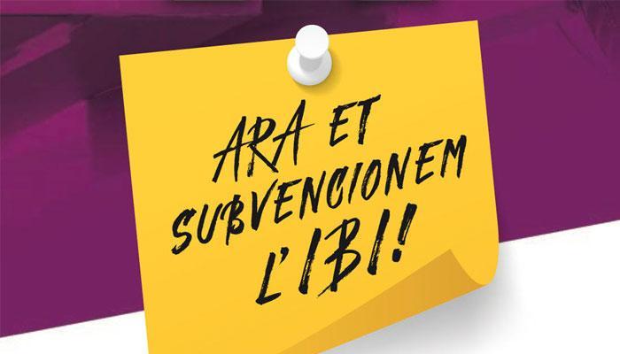 Viladrau Ajuda subvenció IBI