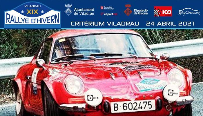 Viladrau Nou ajornament del XIX Rallye d