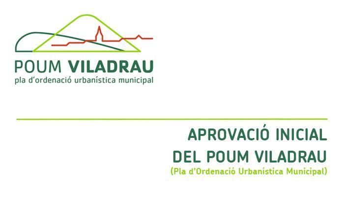 Aprovació inicial del POUM de Viladrau