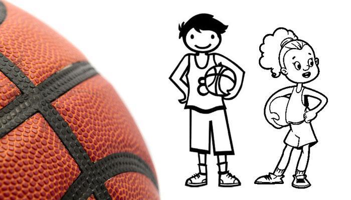 Viladrau Baloncesto por niños y niñas de 5 a 8 años