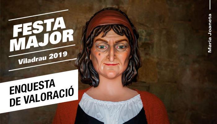 Viladrau Enquesta de valoració de la Festa Major 2019