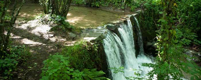 Aigua a Viladrau