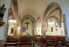 Iglesia de Sant Martí de Viladrau