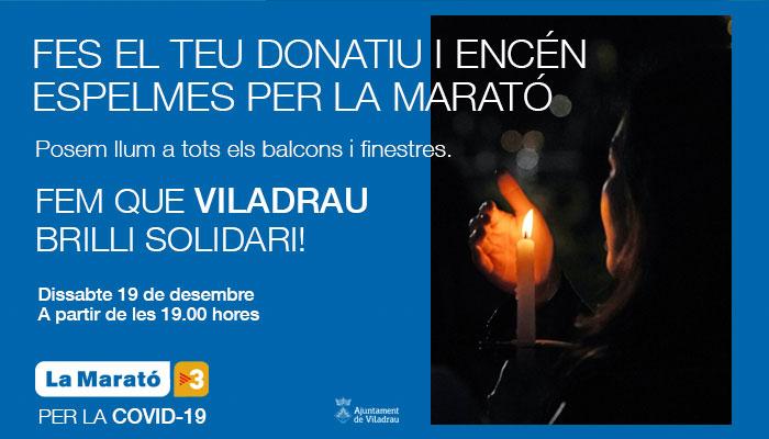 Viladrau amb la Marató de TV3