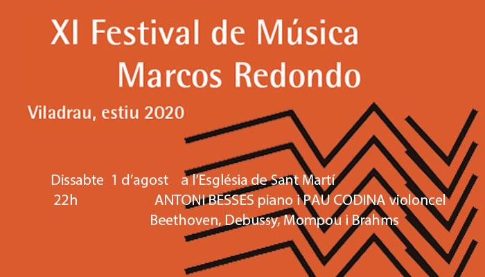 Viladrau XI Festival de Música Marcos Redondo