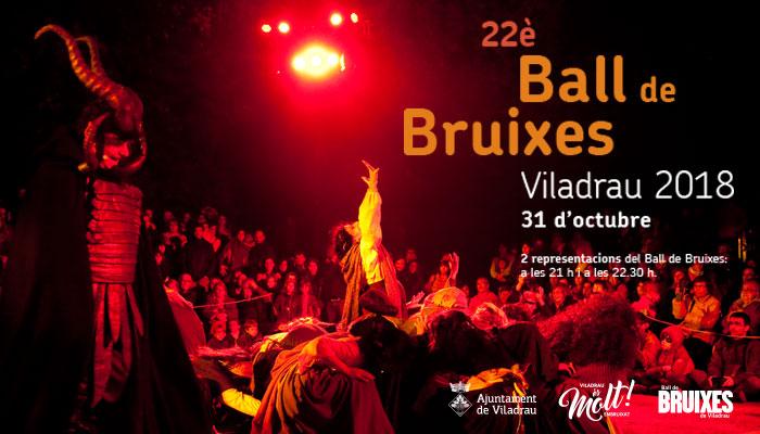 Viladrau 22è Ball de Bruixes