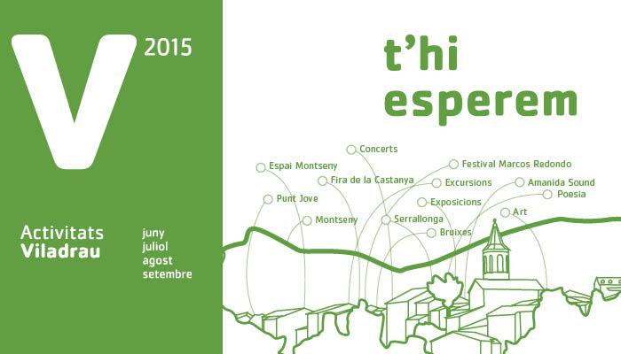 Activitats estiu Viladrau 2015