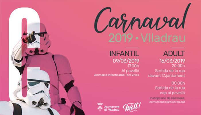 Viladrau Carnaval 2019