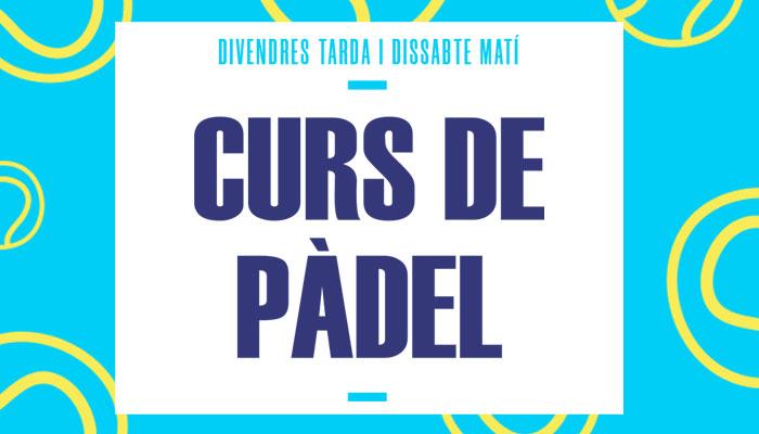 Viladrau Curs de Pàdel