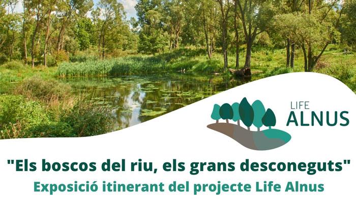 """Viladrau Exposició """"Els boscos del riu, els grans desconeguts"""""""