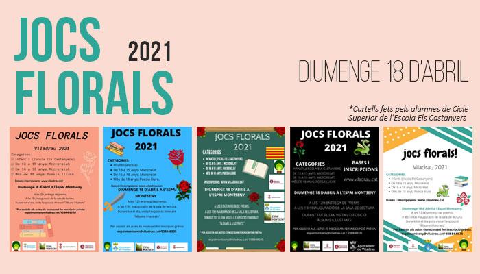 Viladrau Jocs Florals 2021